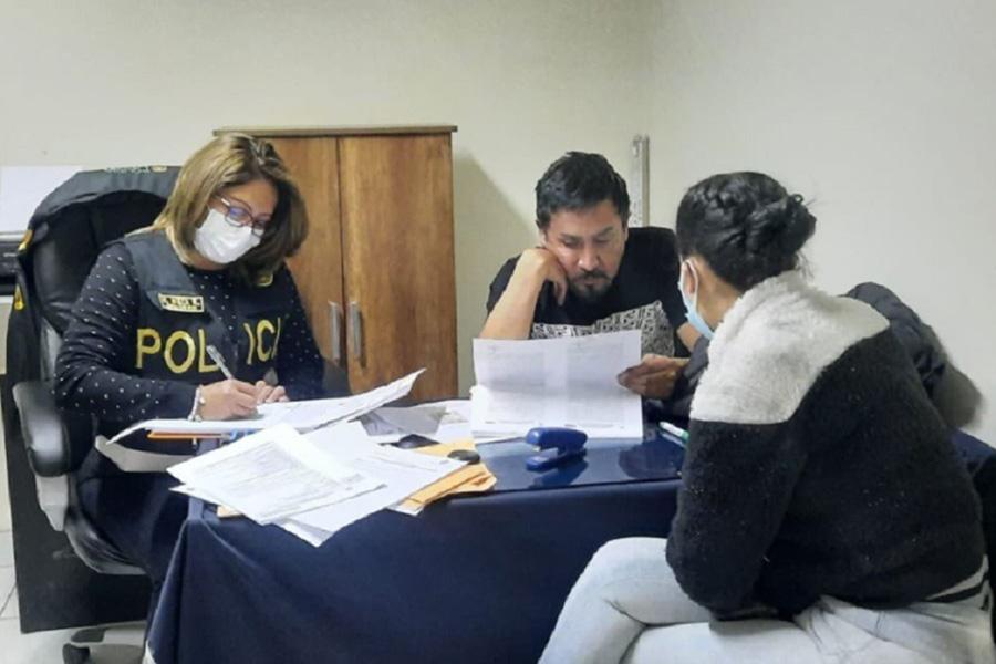 Detienen a gobernador Elmer Cáceres por integrar presunta organización criminal