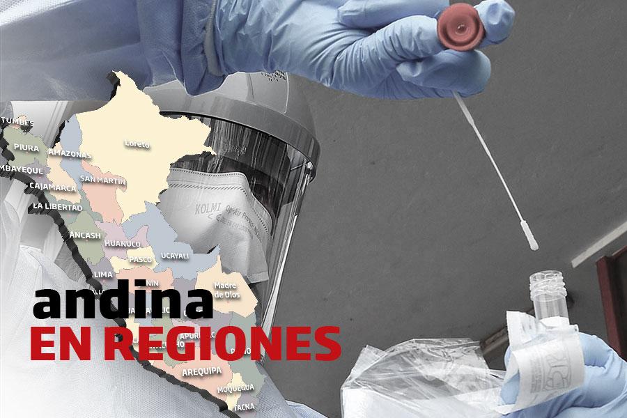 Coronavirus en Perú: aplican pruebas moleculares a comerciantes de mercados de Áncash