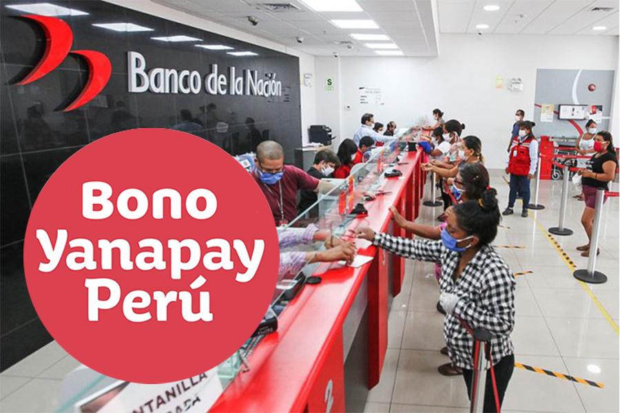 Bono Yanapay: cuándo y cómo cobrarlo | Videos | Agencia Peruana de Noticias Andina