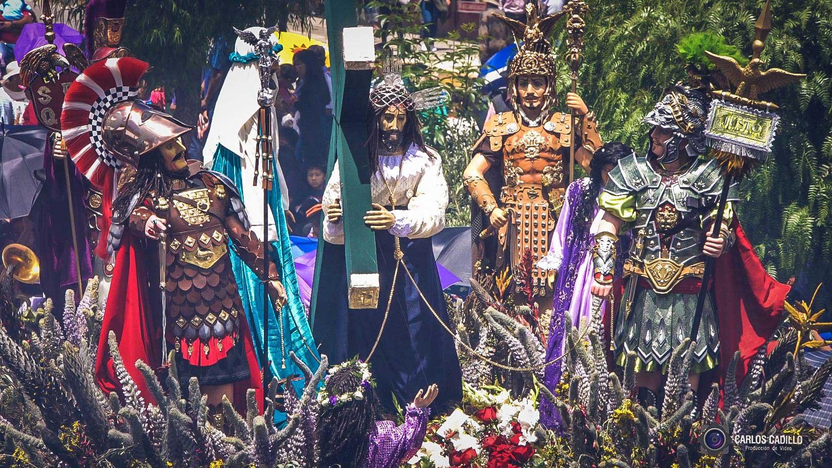 Semana Santa: fe, tradición y sincretismo cultural en las