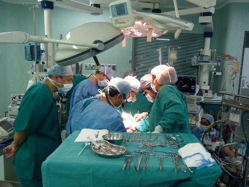 Trasplante de órgano