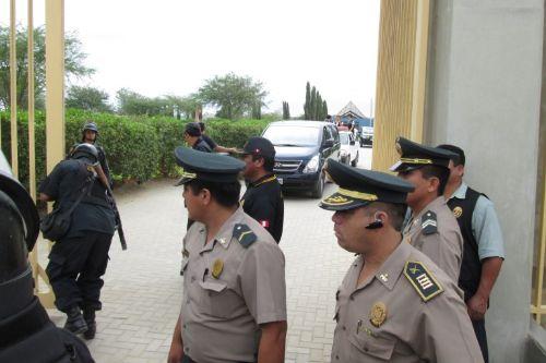 Proyecto piloto mejorará seguridad ciudadana en Piura.