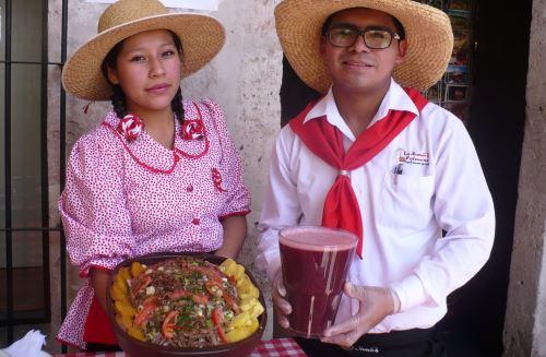 El origen de la chicha de guiñapo se remonta a la Colonia.