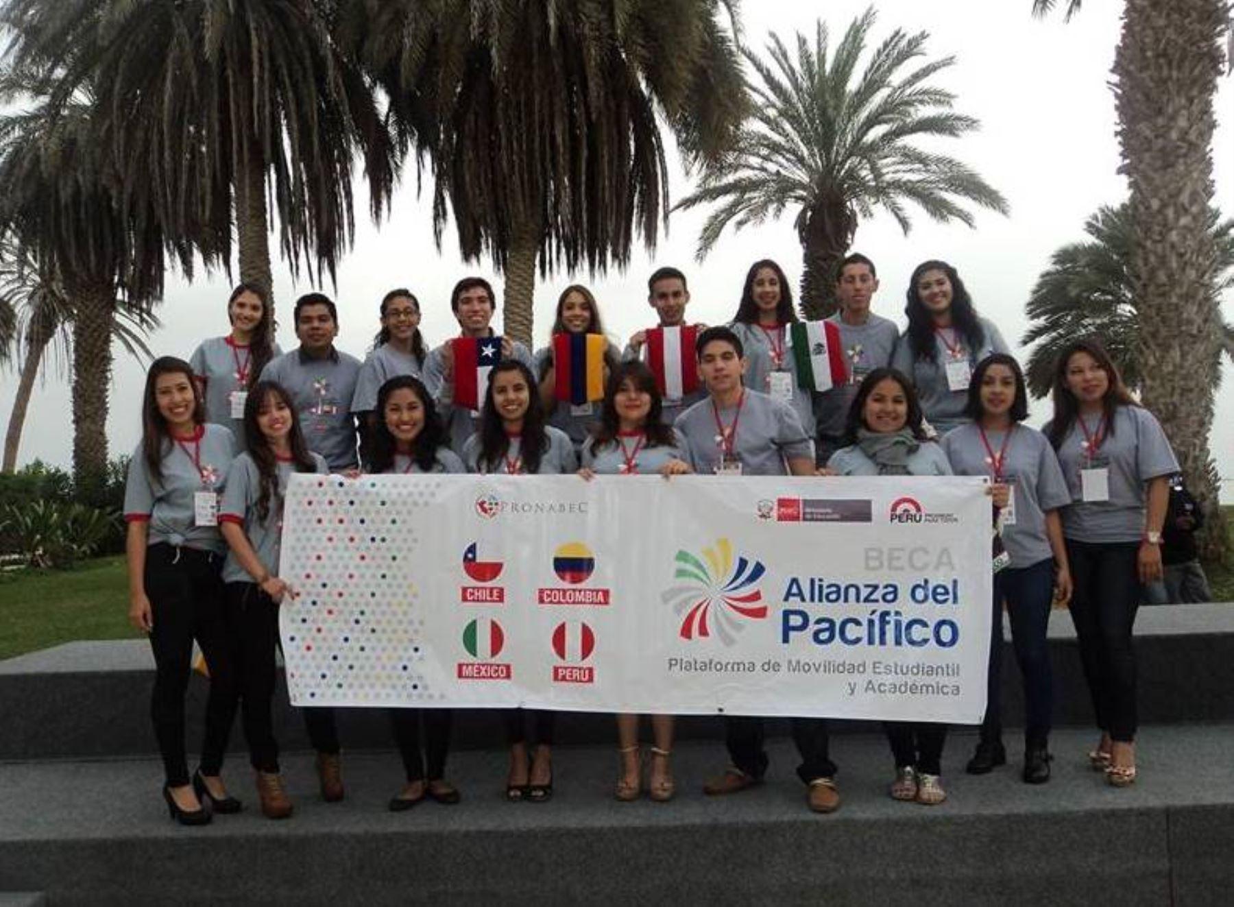 Alianza del Pacífico lanza programa de becas a través de Pronabec
