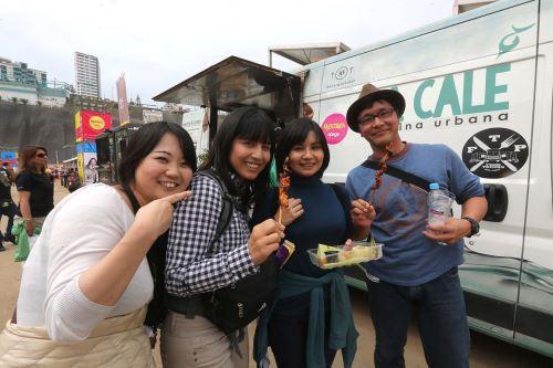 Japón es el país de Asia de donde procede el mayor número de turistas que visitan el Perú.