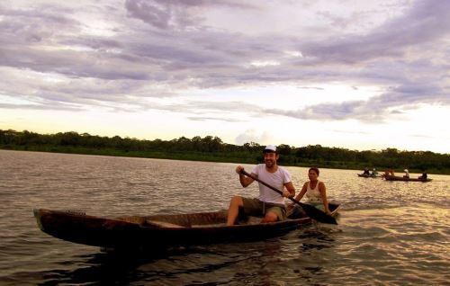 Los amantes de la naturaleza encuentran en la Amazonía peruana un destino de ensueño.